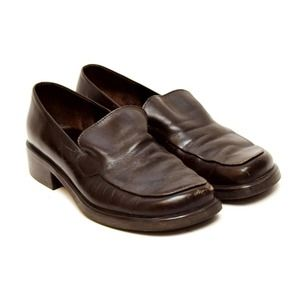 Franco Sarto Loafers Shoes Womens Size 6M Slip On